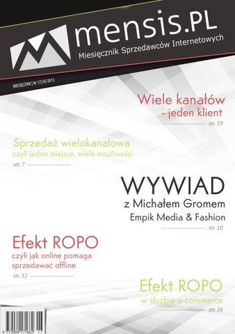 668fbaf2549e Mensis.pl - Miesięcznik Sprzedawców Internetowych by Krzysztof Rdzeń ...