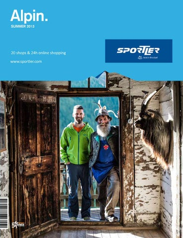 quality design 2d0dc 7a6e0 SPORTLER Alpine Catalog 2013 by SPORTLER - issuu