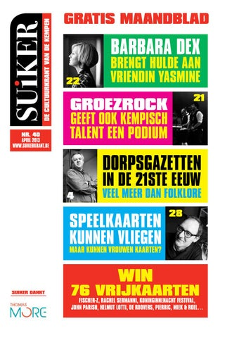 a4650edceee Suikerkrant april 2013 by Suikerkrant - issuu