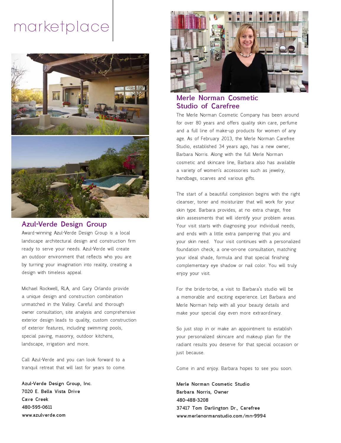 Imagesaz Magazine North Scottsdale Carefree And Cave Creek By