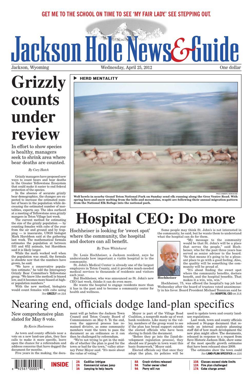 Jackson Hole News Guide 4 25 12 By Teton Media Works Inc Issuu
