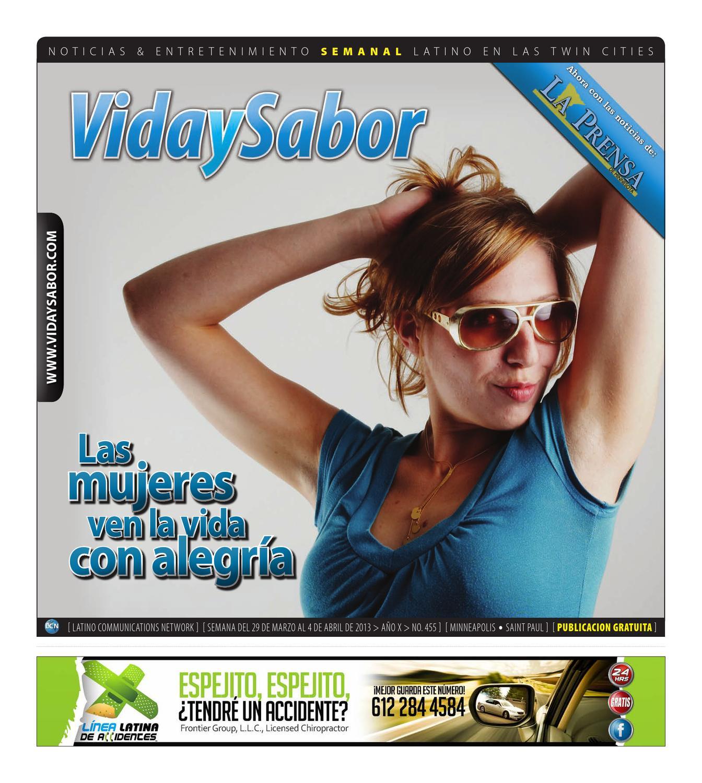 Vida y Sabor - 455 by Latino Communications Network LLC - issuu