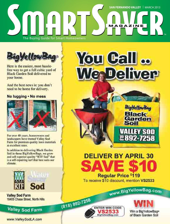 Smart Saver Mag San Fernando Valley March 2013 By Smart
