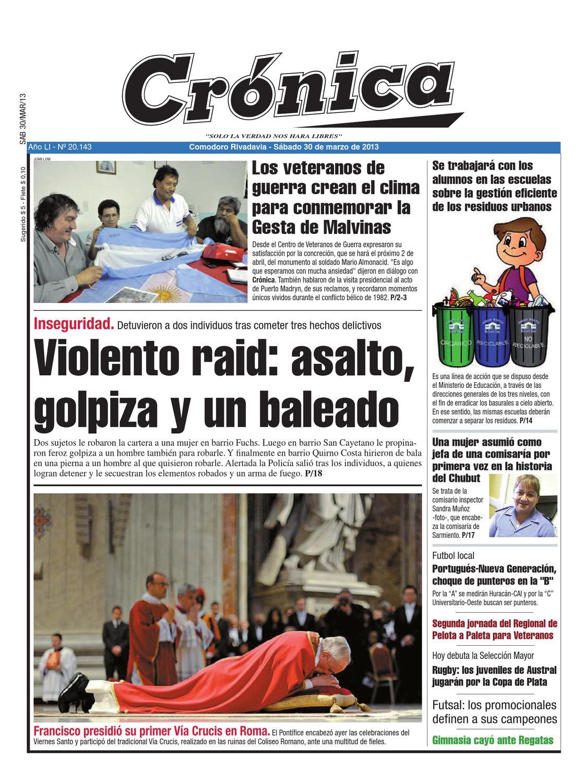 9cddca3d9 fdbbabc5d9da09a81f8ee5bc30f2609f by Diario Crónica - issuu