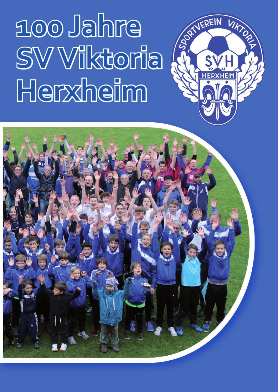 100 jahre viktoria herxheim festschrift by Oliver Dester issuu