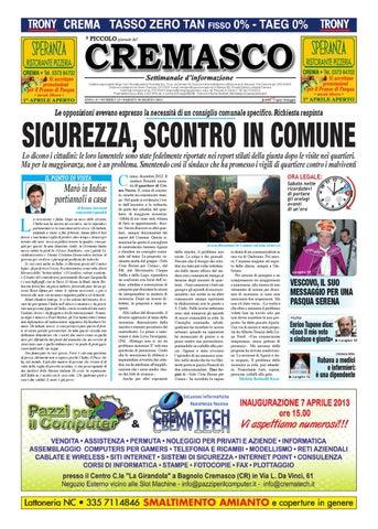 Il Cremasco 30 marzo 2013 by promedia promedia - issuu 7cceae043c9
