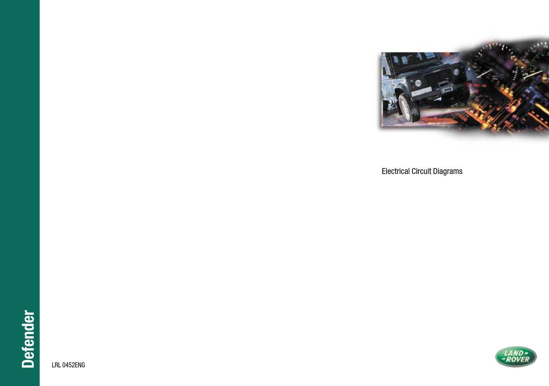 Defender My2002 Wiring Diagram By Anton Carakoom Issuu Rover 25 Tailgate
