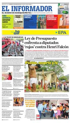 55d748d03 El Informador Impreso 2013.03.31 by El Informador - Diario online ...