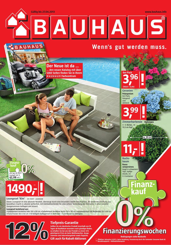 Bauhaus Angebote 1 27 März 2013 By Promoprospektede Issuu