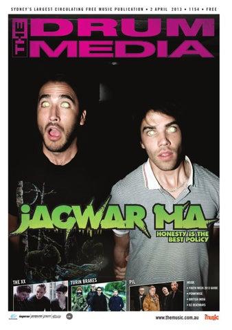 Drum Media Sydney Issue 1154