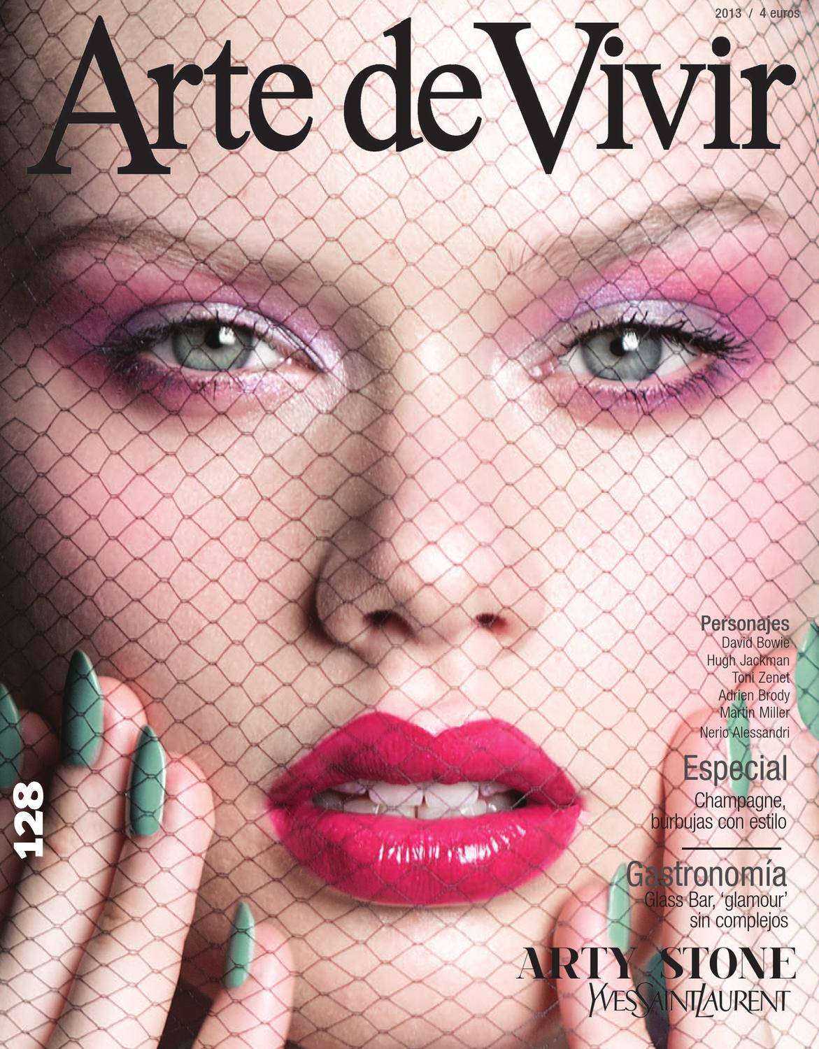 Arte de Vivir 128 by Paz Romanillos - issuu
