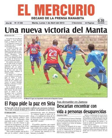 1abril2013 by Diario El mercurio - issuu