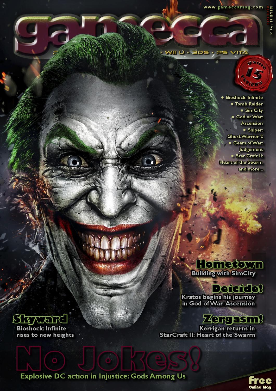 Gamecca Magazine April 2013 by Gamecca Magazine - issuu