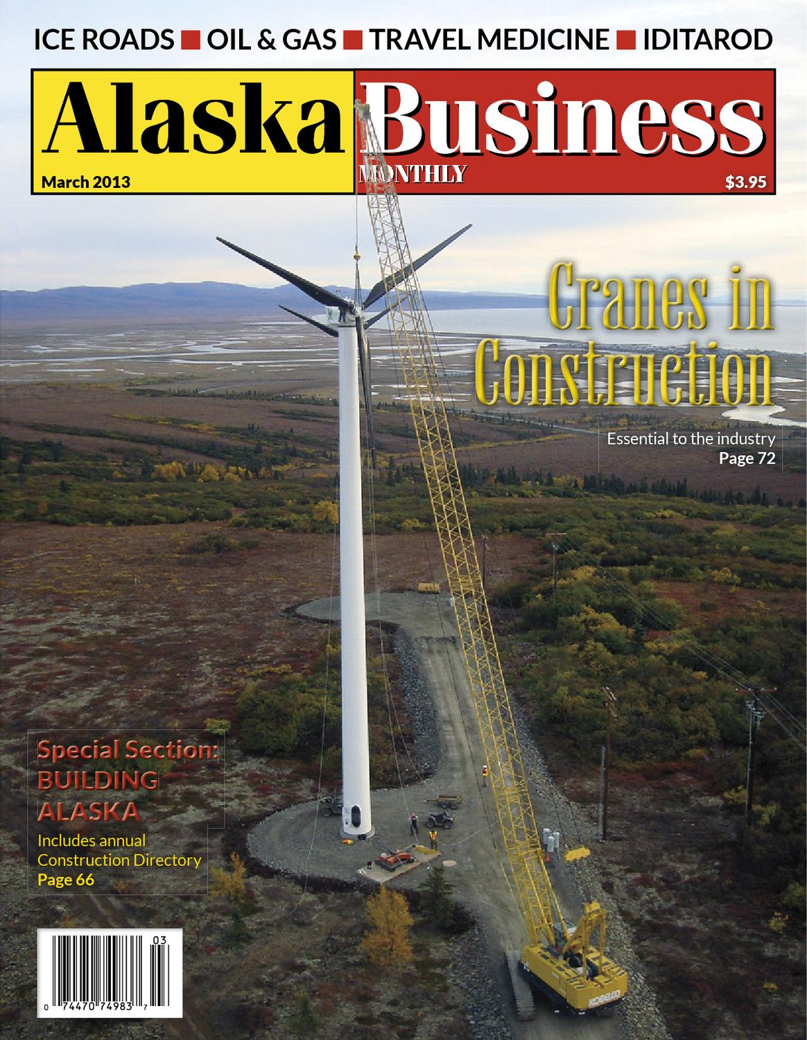 March 2013 Alaska Business Monthly By Issuu Engine Governor Spring In Addition Wiring Diagram For A 1992 Chrysler