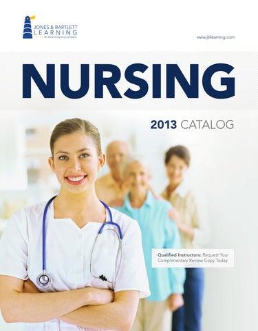 Jones bartlett learning 2013 nursing catalog by jones bartlett page 1 fandeluxe Choice Image