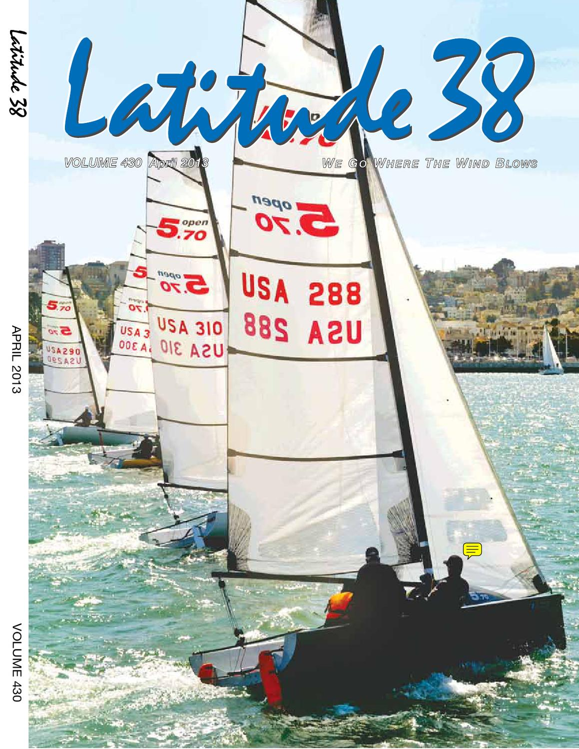Latitude 38 Apr 2013 By Media Llc Issuu Boat Electrical Wiring Diagrams 404 Page Not Found Error Ever