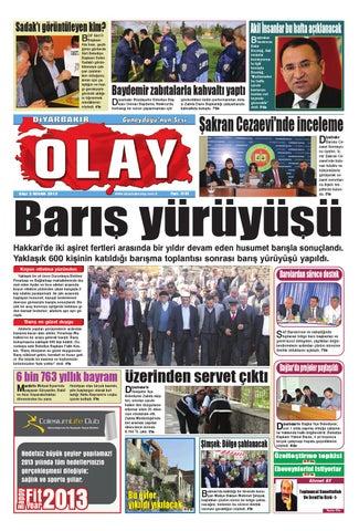 02 04 2013 Gazete Sayfalari By Diyarbakir Olaygazetesi Issuu