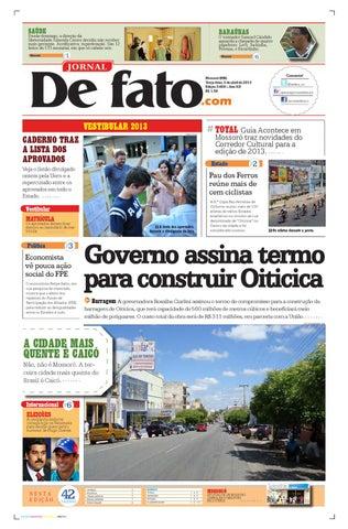 Jornal de Fato by Jornal de Fato - issuu 312f010214