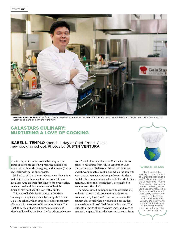 Mabuhay Magazine April 2013 By Eastgate Publishing Corporation Issuu