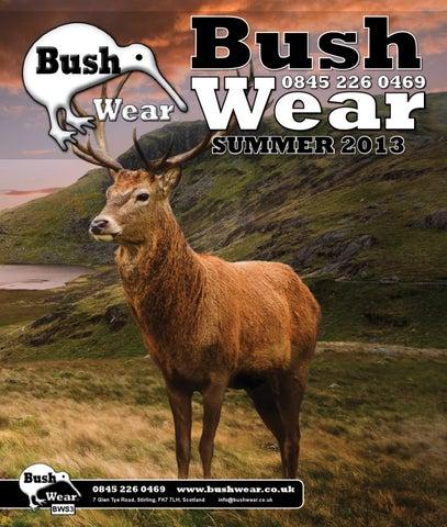 40a456cd3df3e BushWear Summer 2013 Catalogue by Bushwear - issuu