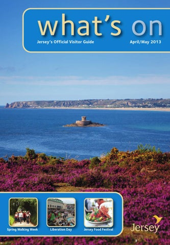 8f71ed1d3a75 What s On in Jersey - April   May 2013 by Visit Jersey - issuu