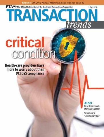 Transaction Trends April 2013
