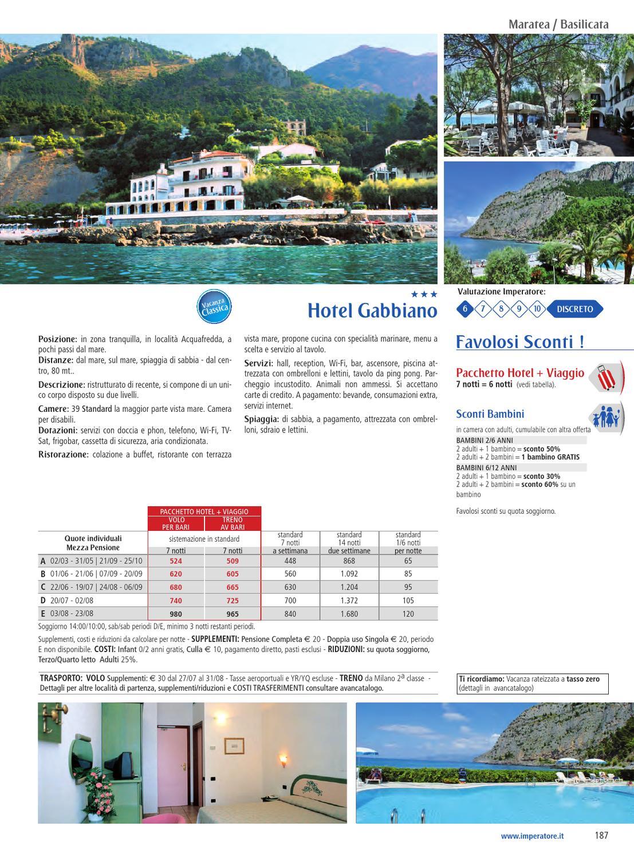 Catalogo Puglia Calabria Basilicata 2013 Imperatore Travel