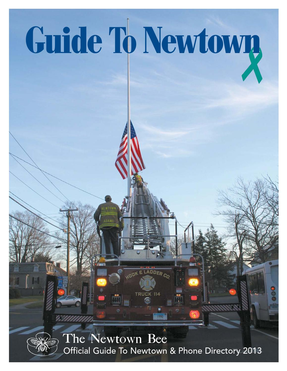 guide to newtown by bee publishing co issuu rh issuu com