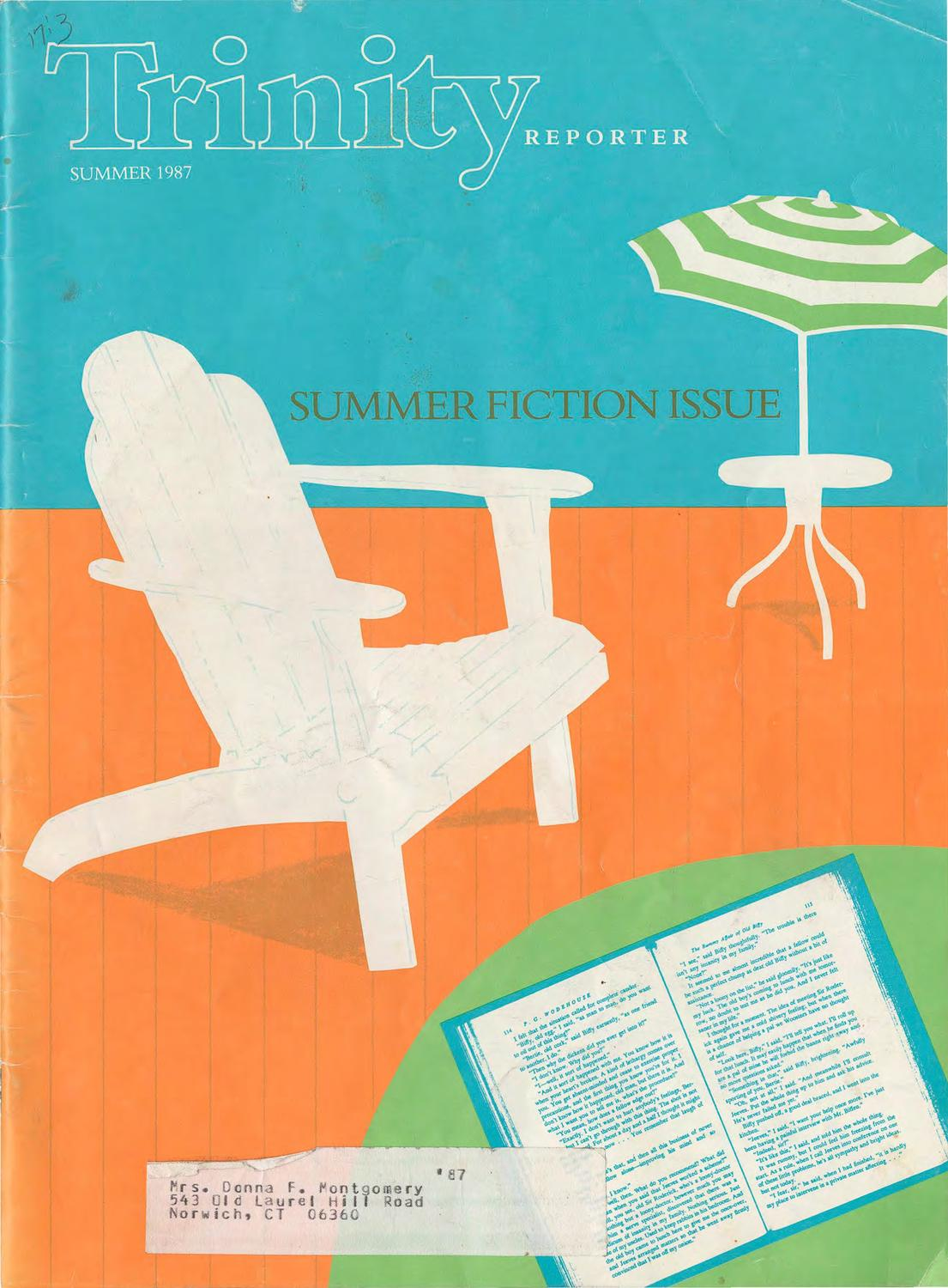 1987Summer by Trinity College Digital Repository - issuu