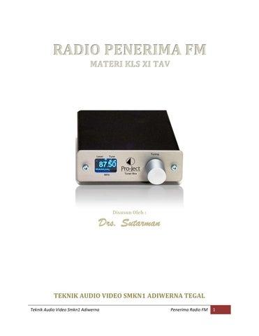 Radio penerima fm by sutarman mr issuu page 1 ccuart Image collections