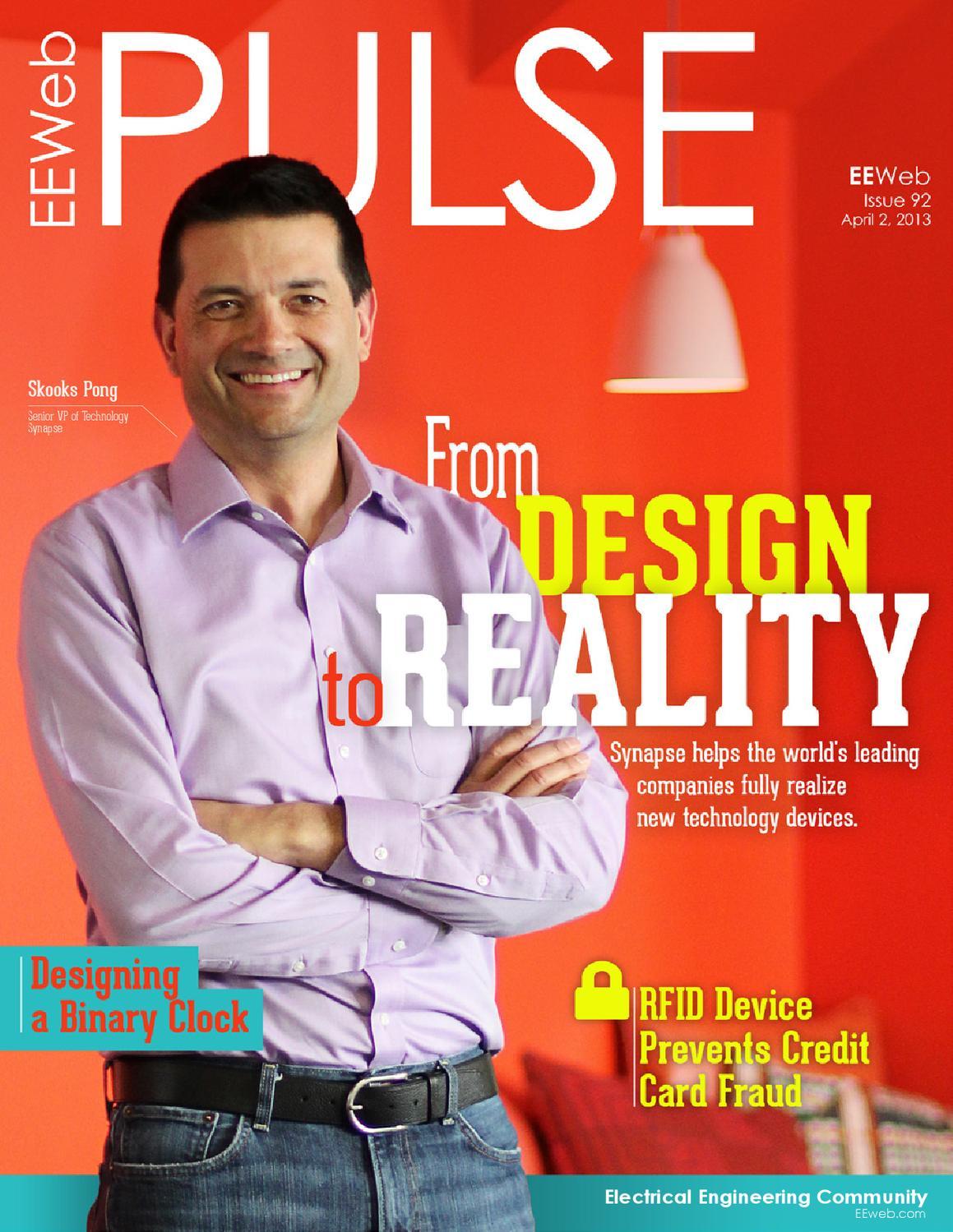 Eeweb Pulse Issue 92 By Magazines Issuu Pwm Modulator Community