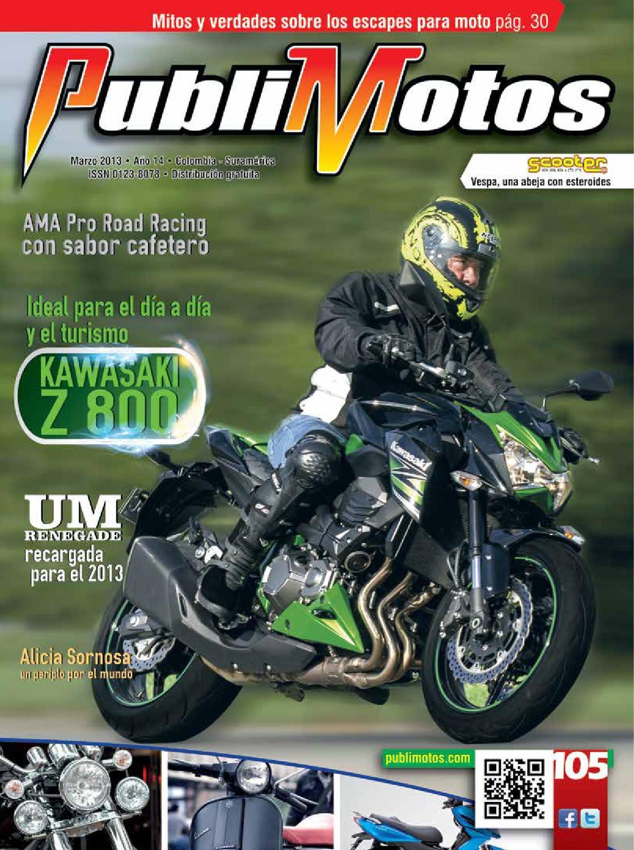 Revista Publimotos 105 by publimotos revista - issuu