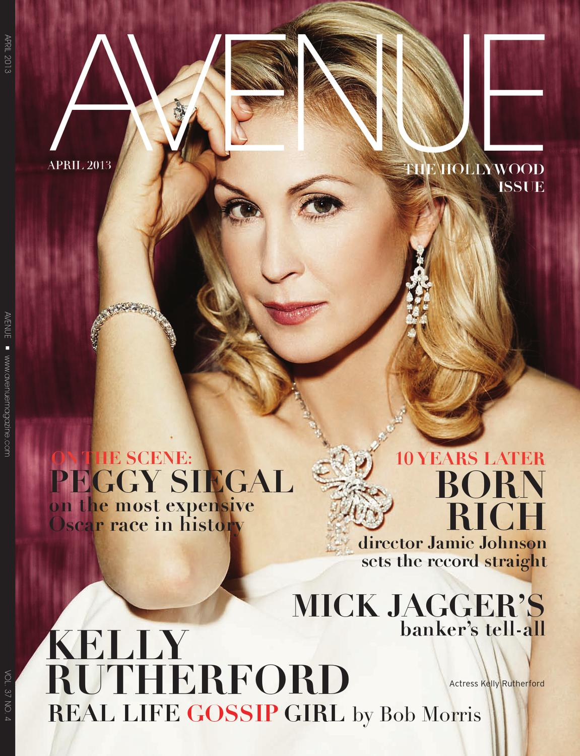 Professional activities and personal life Kelly Rutherford 49