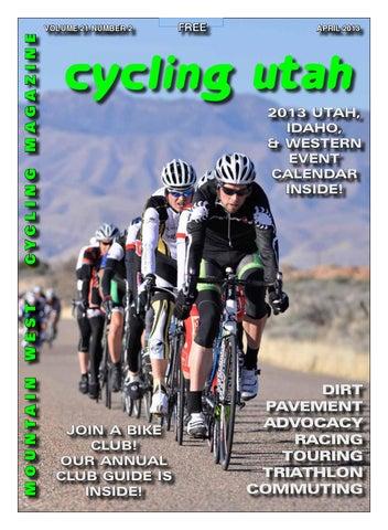 Cycling Utah Fall Winter 2012-2013 Issue by Cycling Utah - issuu a0e92c598