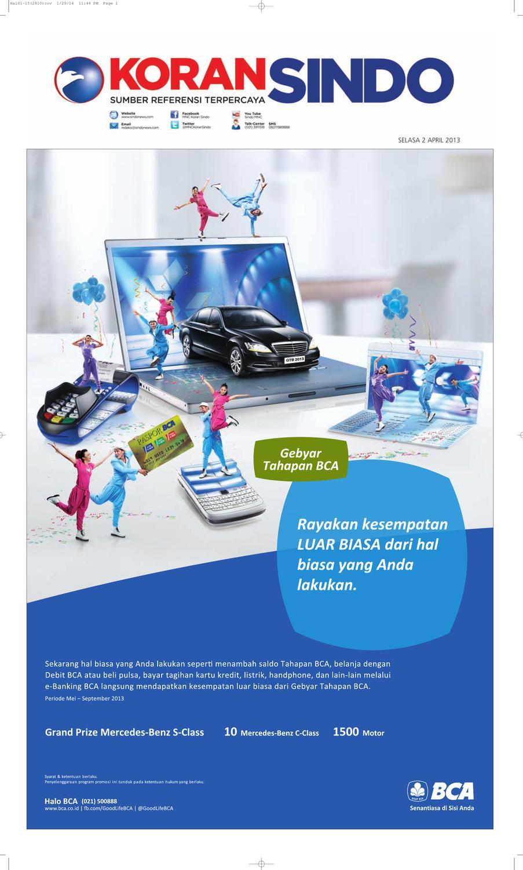 Si Digital 02042013 By Seputar Indonesia Issuu Produk Ukm Bumn Kain Batik Middle Premium Sutera