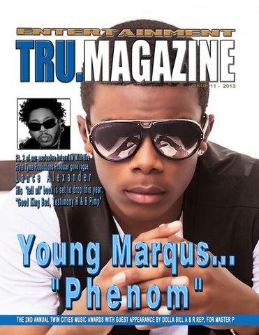 Tru / Issue 11 by Tru  Entertainment Magazine - issuu