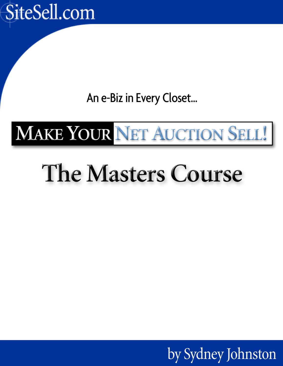 Ebook Pdf Ebay Auction Secrets Bidding Buying Selling Make Money Online Internet Business Prof By Brady Whittingham Issuu