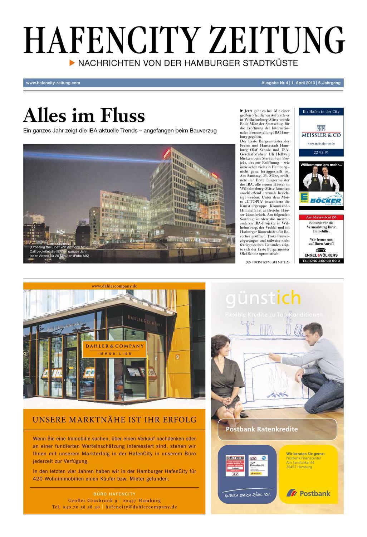 HafenCity Zeitung April 2013 by Michael Klessmann - issuu