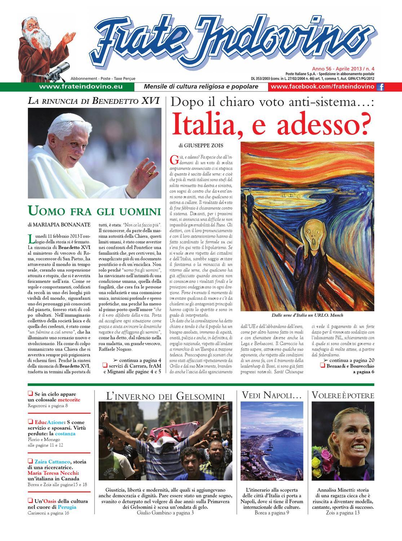 Aprile By Edizioni Frate Indovino Issuu