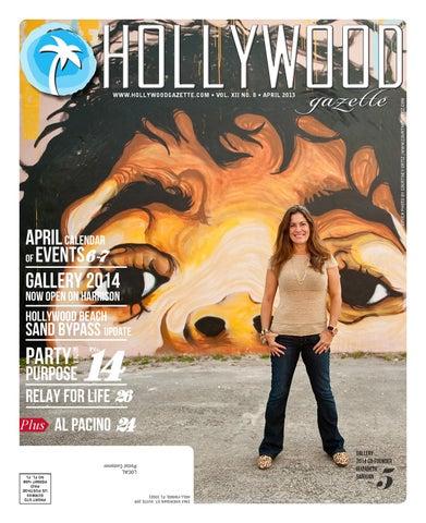 Hollywood Gazette April 2013 By Hollywood Gazette Issuu
