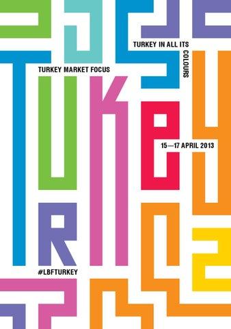 London Book Fair Turkey Market Focus by British Council Literature