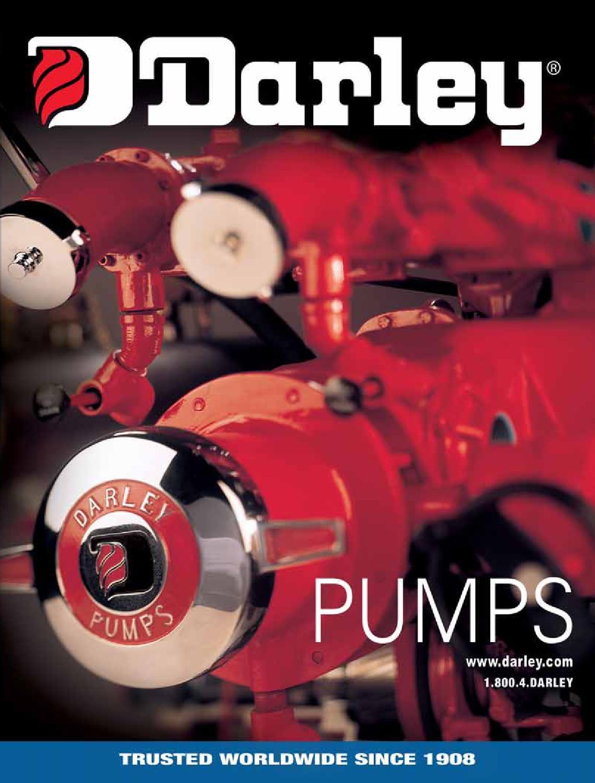 Pump Catalog by W. S. Darley & Company - issuu on