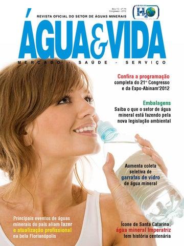 Revista Água Vida 74 by Imk Relações Publicas - issuu 90f5388a0393c