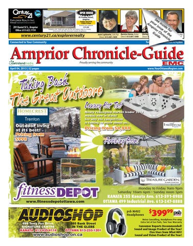 d2d94152a82 Arnprior Chronicle Guide by Metroland East - Arnprior Chronicle ...