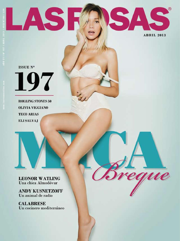 b2f82400dd Abril 2013 - 197 by Revista Las Rosas - issuu