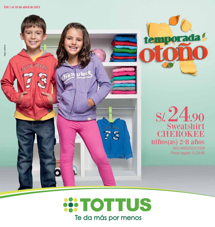 Catalogo Otono Tottus 1al 10 De Abril By Revistas En Linea Issuu