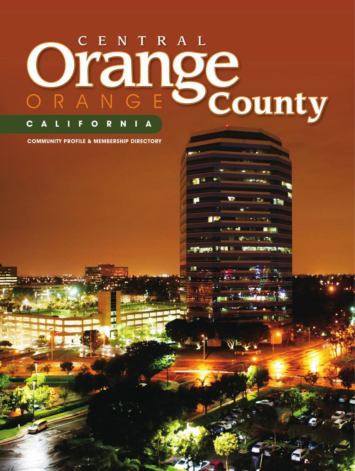 Central orange county ca profile by townsquare - Maison d architecte orange county californie ...