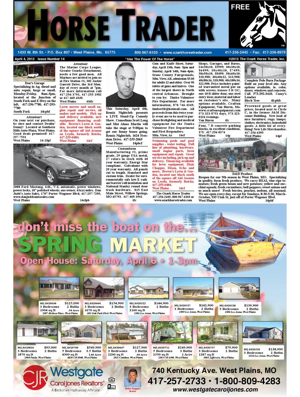ozark trader west plains mo autos post. Black Bedroom Furniture Sets. Home Design Ideas