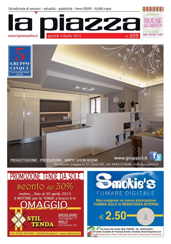 La Piazza 659 by Pubblistudio Pubblicità srl - issuu f19ab0684f41