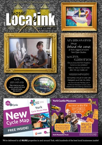 1ef5920b3 Your Local Link Magazine April 2013 by Your Local Link Ltd - issuu